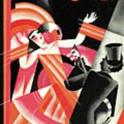 New Yorker February 6th, 1926 Art Print