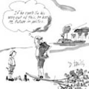 New Yorker February 9th, 1998 Art Print
