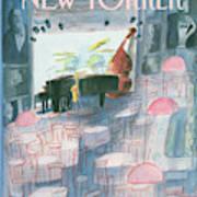 New Yorker January 20th, 1986 Art Print