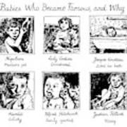 New Yorker January 20th, 1992 Art Print