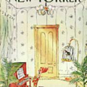 New Yorker January 23rd, 1984 Art Print