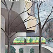 New Yorker January 24th, 1970 Art Print