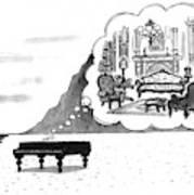 New Yorker January 24th, 1994 Art Print