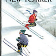 New Yorker January 24th, 2000 Art Print