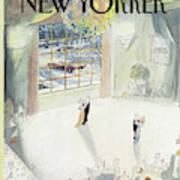 New Yorker January 5th, 1987 Art Print