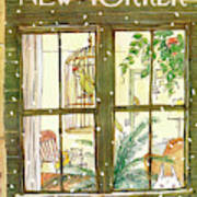 New Yorker January 9th, 1978 Art Print