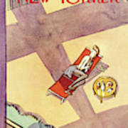 New Yorker July 10 1937 Art Print