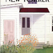 New Yorker July 15th, 1985 Art Print