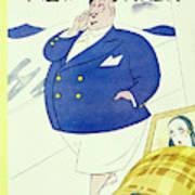 New Yorker July 16 1932 Art Print