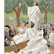 New Yorker July 1st, 1933 Art Print