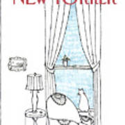 New Yorker July 1st, 1985 Art Print