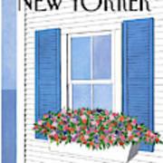 New Yorker July 28th, 1986 Art Print