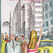 New Yorker July 8th, 1972 Art Print