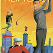 New Yorker June 10th, 1996 Art Print