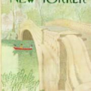 New Yorker June 11th, 1979 Art Print