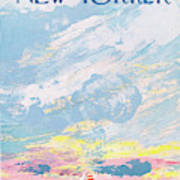 New Yorker June 14th, 1969 Art Print