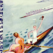 New Yorker June 15 1935 Art Print