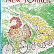 New Yorker June 15th, 1987 Art Print
