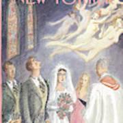 New Yorker June 15th, 1998 Art Print