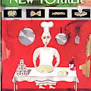 New Yorker June 17th, 1991 Art Print