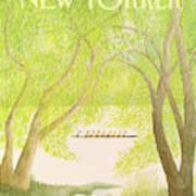 New Yorker June 1st, 1981 Art Print