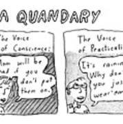 New Yorker June 20th, 1983 Art Print