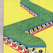 New Yorker June 21st, 1930 Art Print
