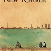 New Yorker June 22nd, 1981 Art Print