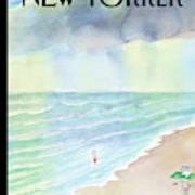 New Yorker June 22nd, 2009 Art Print
