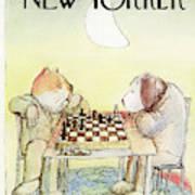 New Yorker June 24th, 1974 Art Print