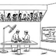 New Yorker June 24th, 1991 Art Print