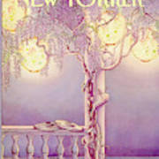 New Yorker June 29th, 1981 Art Print