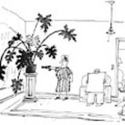 New Yorker June 29th, 1992 Art Print