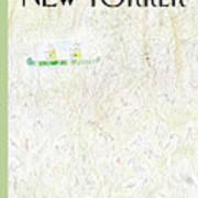 New Yorker June 30th, 2003 Art Print