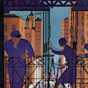 New Yorker June 3rd, 1933 Art Print