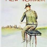 New Yorker June 3rd 1974 Art Print