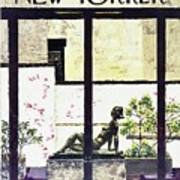 New Yorker June 5th 1971 Art Print