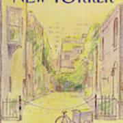 New Yorker June 7th, 1982 Art Print