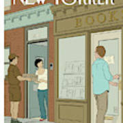 New Yorker June 9th, 2008 Art Print