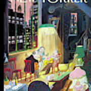 New Yorker March 13th, 2006 Art Print