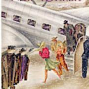New Yorker March 1st, 1941 Art Print