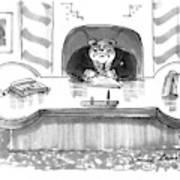 New Yorker March 1st, 1993 Art Print