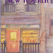 New Yorker March 30th, 1987 Art Print