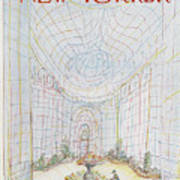 New Yorker March 5th, 1979 Art Print
