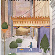 New Yorker March 8th, 1976 Art Print