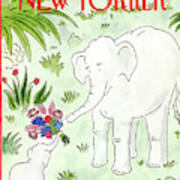 New Yorker May 11th, 1992 Art Print