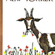 New Yorker May 13th, 1967 Art Print