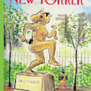 New Yorker May 13th, 1991 Art Print