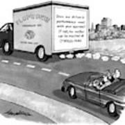 New Yorker May 17th, 1993 Art Print