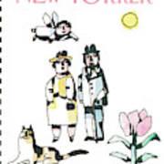 New Yorker May 18th, 1981 Art Print